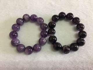 紫水晶手串(2條)