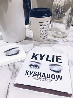 ORIGINAL KYSHADOW - The Bronze Palette