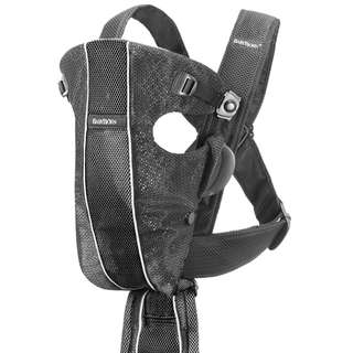 Baby Bjorn Carrier Original (Mesh - Black)