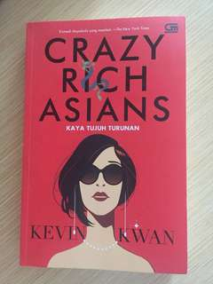 Novel: Crazy Rich Asian