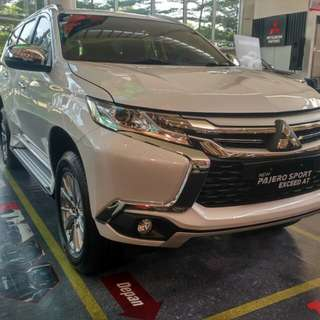 Pajero Sport Exceed At 4x2 Dp 78 Jtan