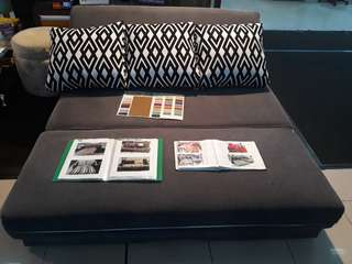 Sofa bed kredit di homecredit