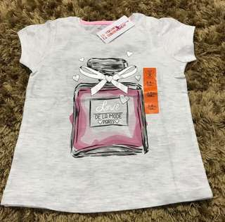 [readystock] Primark girls tshirt (3-4y)
