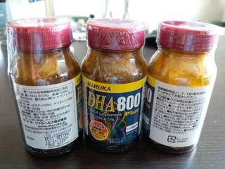 健康食品DHA