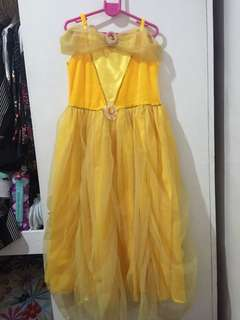 Disney Princess Belle dress