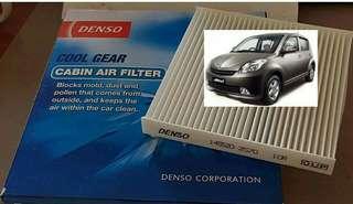 Myvi Cabin Filter Denso