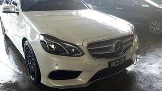 Mercedes Benz E250 AMG