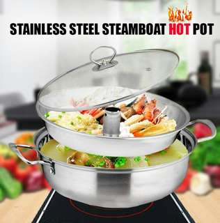STEAMBOAT POT