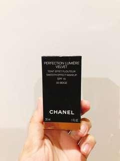 CHANEL PERFECTION LUMIERE VELVET