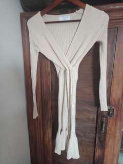 Sexy mini dress..