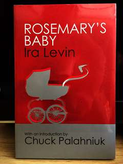 SEALED! Rosemary's Baby by Ira Levin