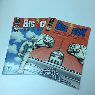 Big Guy And Rusty The Boy Robot (Dark Horse) 1995