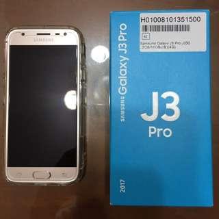 🚚 Galaxy J3 pro 16GB 金色