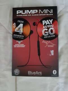 pump mini wireless Bluetooth Headsfree 100%original 100%good working good quality sound and long time battery  98% New