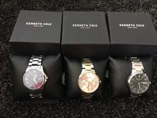 KENNETH COLE WATCH Authentic From USA Arriving on JUNE
