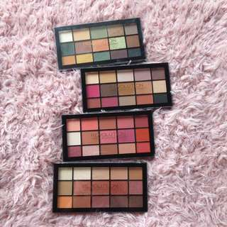Readystock MAKEUP REVOLUTION RELOADED EYESHADOW PALETTE