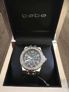 BEBE WATCH Authentic From USA Arriving on JUNE