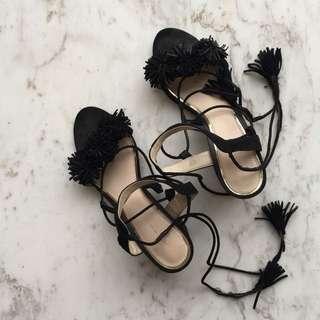 Zara Aquazzura Heels