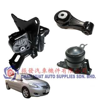 Toyota Vios NCP93 Engine Mounting SET