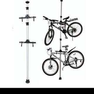 Dual Bicycle Rack Tower Rack