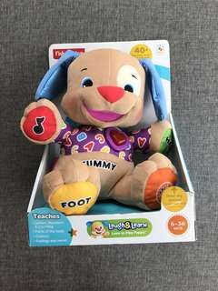 BNIB Fisher Price Laugh and Learn Puppy