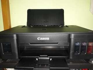 Canon Printer G1000 (InkJet Printer)