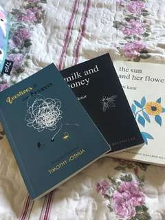 poetry (rm 20 each)