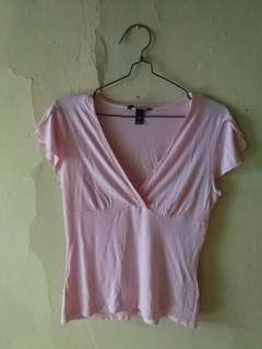 Pink Top by H&M