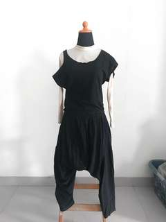 TOSAVICA ( Jumpsuit ) - All Size