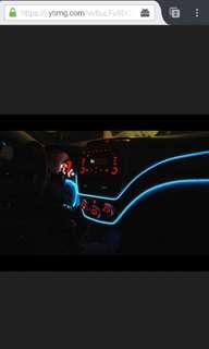 Neon light 3 metres Full set