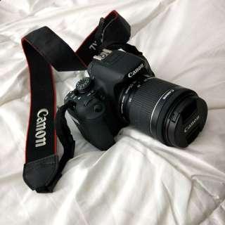 降!急售Canon EOS 700D  (一律面交)