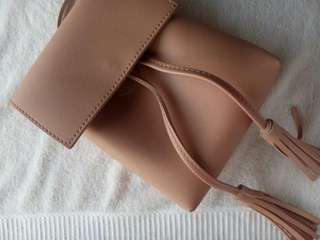 Nude Pink small bag