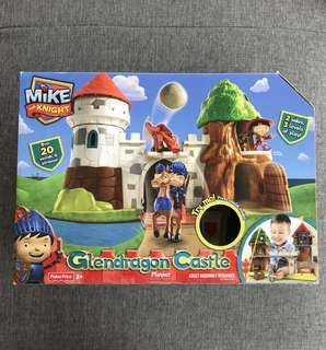 BNIB Fisher Price Glendragon Castle Play Set