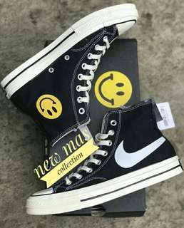 Converse All Star Chuck Taylor 70s High x Nike Swoosh