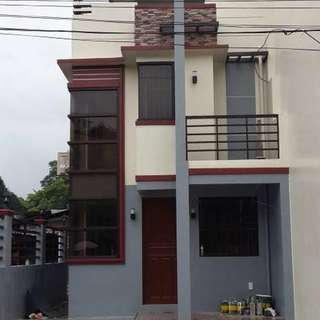 House and Lot in  Cresta Verde Executive Subdivision Mt Apo St. 3bedrooms 2toilet