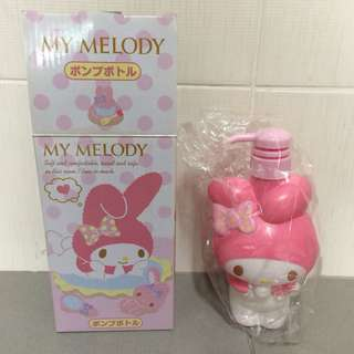 Brand New Sanrio My Melody Soap Dispenser