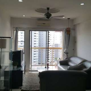 Fully Furnished Endah Puri Condo. Walking Distance To Endah Parade. Near LRT