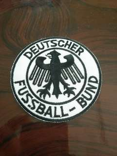 Patches Germany