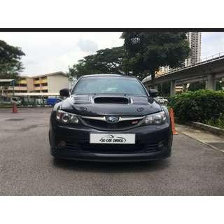 Subaru Impreza WRX 5D 2.5 Manual STI