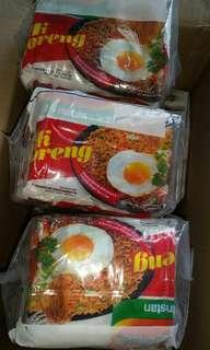 印尼撈麵 indomine