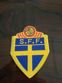 Patches Sweden