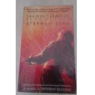 novel Shawshank Redemption - Stephen King
