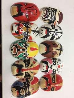 日本面具-小