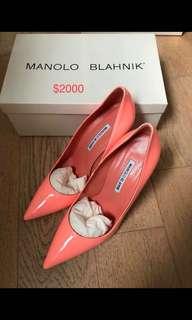 Manolo blahnik bb bumps 100cm