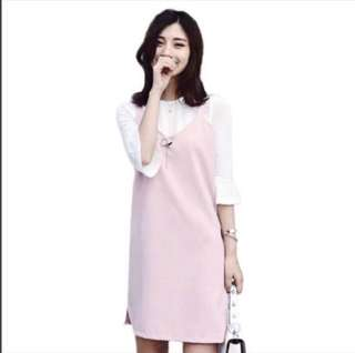 instock 🌻 korean cami dress
