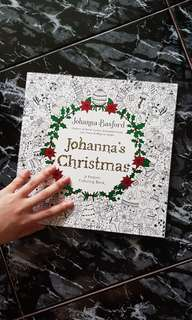 Johanna's Christmas Coloring Book