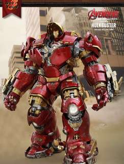 HOT TOYS MMS285 - AVENGERS: AGE OF ULTRON HULKBUSTER 1/6TH SCALE COLLECTIBLE FIGURE