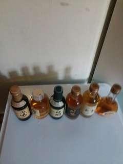 七款日版威士忌