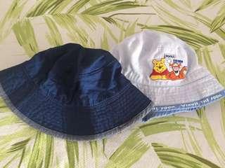 Cute Baby Sun hat 2x