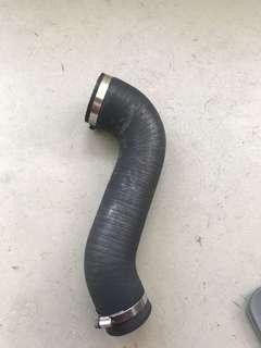 Evo X lower intercooler hose